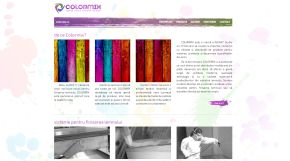 webdesign www.colormix.ro