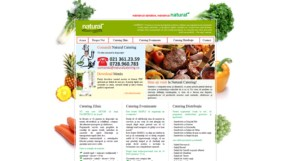 webdesign www.naturalcatering.ro